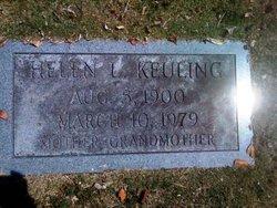 Helen Loretta <i>De Vere</i> Keuling