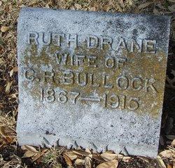 Ruth <i>Drane</i> Bullock