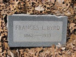 Frances L <i>Smith</i> Byrd