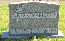 Anna M. <i>Heater</i> Berkeyheiser