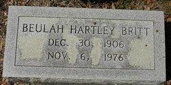Beulah <i>Hartley</i> Britt
