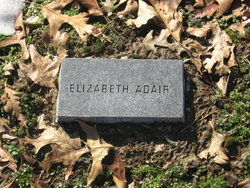 Mary Elizabeth Adair