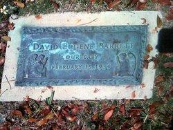 David Eugene Barrett