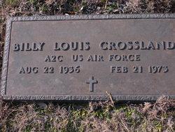 AMN Billy Louis Crossland