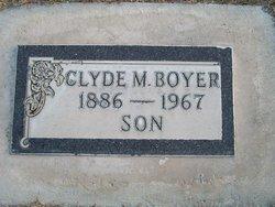 Clyde Manuel Boyer