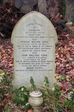 Dorothy <i>Wallace</i> Cook