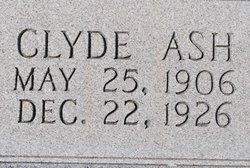 Clyde Ash