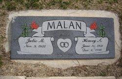 Henry A Malan