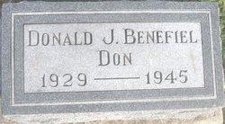 Donald James Don Benefiel
