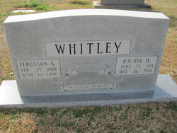 Rachel Maxine <i>Henson</i> Whitley