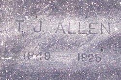 Thomas Jefferson Allen
