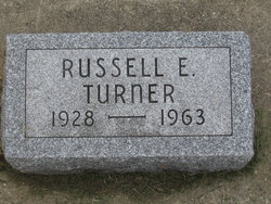 Russell Ernest Turner