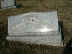 Edith E <i>Curry</i> Ayers