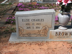 Elzie Charles Brown