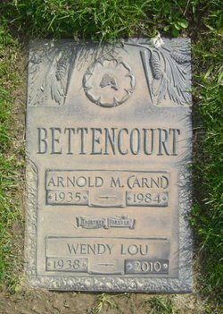 Arnold Manuel Arni Bettencourt