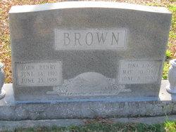 Tina Viola <i>King</i> Brown