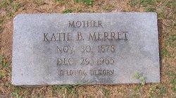 Katie Ruth <i>Boykin</i> Merret