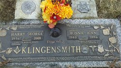 Bonnie Jean <i>Ewing</i> Klingensmith
