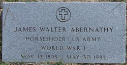James Walter Abernathy