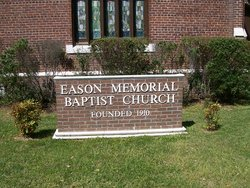 Eason Memorial Baptist Church Cemetery