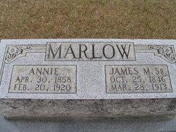 James Monroe Marlow