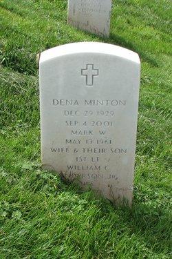 Dena <i>Minton</i> Anderson