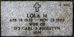 Lola M Augustyn
