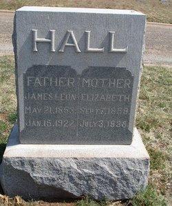 Charity Elizabeth <i>Earp</i> Hall