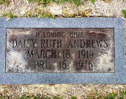 Daisy Ruth Blackard Andrew