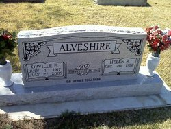 Orville Alveshire