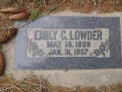 Emily Caroline <i>Norton</i> Lowder
