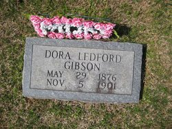 Dora <i>Ledford</i> Gibson