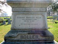 Margaret <i>Shacklett</i> Roller