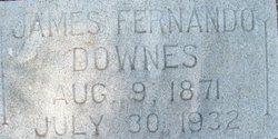 James Fernando Downes