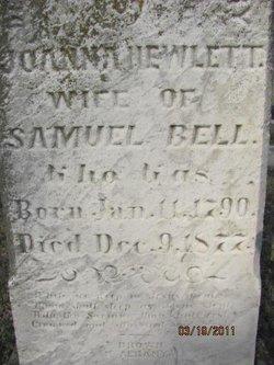 Joanna <i>Hewlett</i> Bell