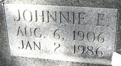 John Emory Johnnie Booth