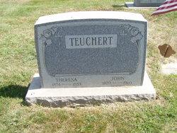 Theresa <i>Ott</i> Teuchert