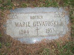 Marie Gevatoski