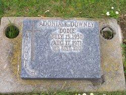 Adonia Kay Dody <i>Fambrini</i> Downey