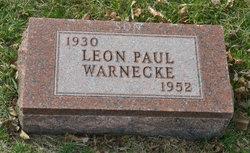 Leon Paul Warnecke
