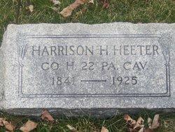 Harrison Houck Heeter