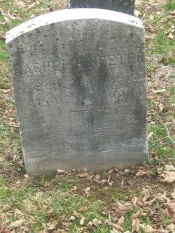 Rachel E. <i>Hudson</i> Heeter