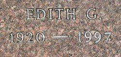 Edith Gertrude <i>Owen</i> Biegert