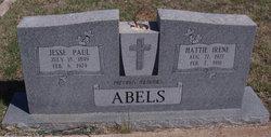 Hattie Irene <i>Barnes</i> Abels