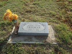 Jess Leon Freeman