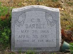 Charles B Charlie Barbee