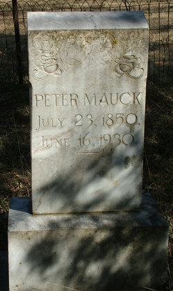 Peter Mauck