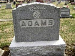 Dora B <i>Townsend</i> Adams