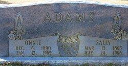 Sally <i>Anders</i> Adams