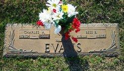 Charles Albert Charlie Evans